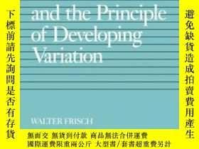 二手書博民逛書店Brahms罕見And The Principle Of Developing VariationY25556