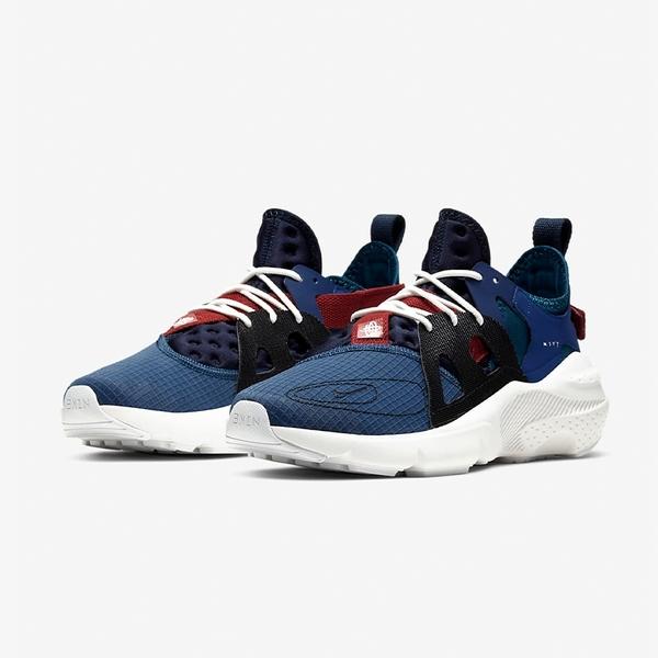Nike Huarache-Type N354 男鞋 藍黑 運動 慢跑鞋 BQ5102-400