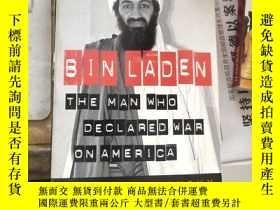 二手書博民逛書店Yossef罕見Bodansky - Bin Laden: The Man Who Declared War on