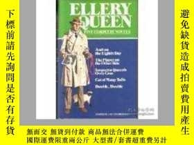 二手書博民逛書店Ellery罕見QueenY256260 Ellery Queen Avenel Books 出版1982