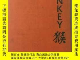 二手書博民逛書店【簽名本】1944年版 《西遊記》monkey罕見 Arthur