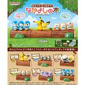 盒裝6款【日本正版】寶可夢 好友連接之木 盒玩 相親相愛原木 友好的樹木 木木梟 Re-MeNT 206257