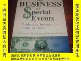 二手書博民逛書店Business罕見of Special Events : Ka