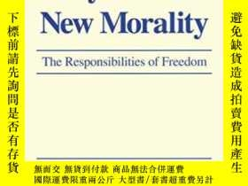 二手書博民逛書店Beyond罕見The New Morality: The Re