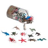 《 美國 B.toys 感統玩具 》TERRA 海洋生物╭★ JOYBUS玩具百貨