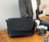 相機包 單肩單反休閒相機包佳能尼康戶外斜挎攝影包微單便攜包S031 JD 玩趣3C