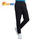 UV100 防曬 保暖運動休閒彈性內刷毛...