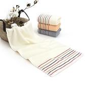 毛巾純棉成人洗臉兒童家用柔軟干發毛巾超強吸水美容院全棉白毛巾 挪威森林