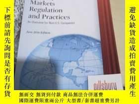 二手書博民逛書店I.罕見S. Capital Markets Regulatio