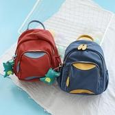 網紅日系小號媽咪包迷你後背包女小包輕便旅游小背包防水母嬰包小 黛尼時尚精品