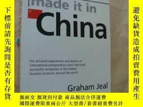 二手書博民逛書店Made罕見it in China 英文原版 Y146810 S