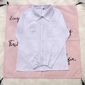 夏季正統jk制服襯衫短袖風琴褶校服白、黑襯衣女尖領學院風上衣 錢夫人