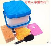 洗車毛巾汽車用品蠟拖BS14450『時尚玩家』