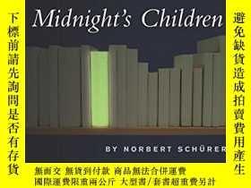 二手書博民逛書店Salman罕見Rushdie s Midnight s ChildrenY256260 Norbert Sc