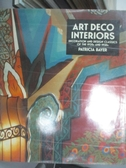 【書寶二手書T1/設計_WDU】Art deco interiors-decoration and des..._Patricia Bayer