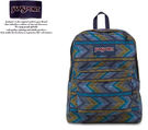 【橘子包包館】JANSPORT 後背包 SUPER BREAK JS-43501 油彩塗鴨