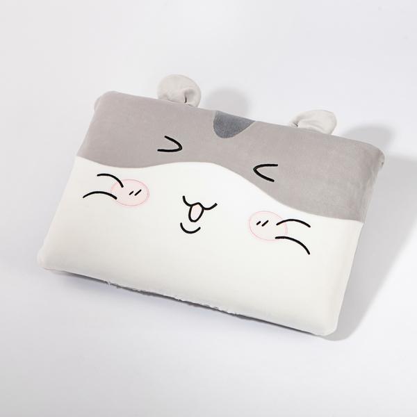 【任3件3折】啾咪鼠低反彈枕-生活工場