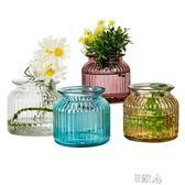 好康618 水培植物田園插花瓶居家裝飾擺件