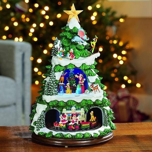 17.5吋 迪士尼音樂火車聖誕樹