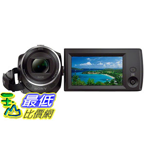 [104美國直購] Sony HD Video Recording HDRCX405 Handycam Camcorder 索尼 攝像機