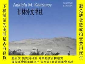 二手書博民逛書店【罕見】1994年出版 Nomads And The Outside WorldY27248 Anatoly