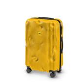 Crash Baggage Stripe 條紋中行李箱25吋-經典黃