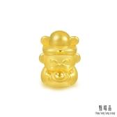 點睛品 Charme文化祝福 富貴財神 黃金串珠
