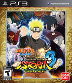 PS3 Naruto Shippuden: Ultimate Storm 3 Full Burst 火影忍者 疾風傳:終極風暴 3 全面衝刺(美版代購)