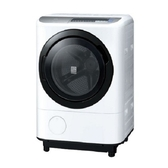 HITACHI 日立 日本製12.5公斤滾筒洗脫烘左開洗衣機 BDNX125BJ/W