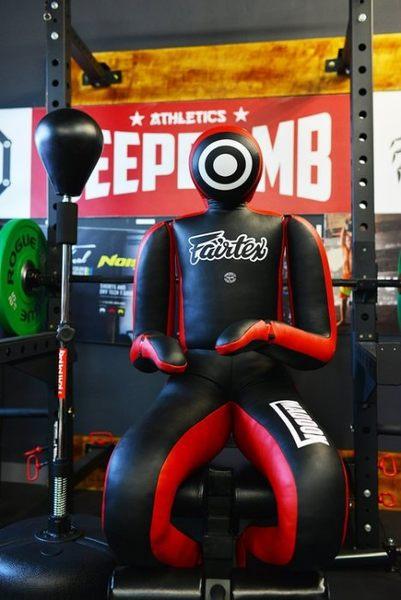 BJJ柔術假人Fairtex ~ 泰國原裝Fairtex柔術訓練假人~MMA斷頭台訓練WWE關節技~限量 非 venum
