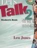 §二手書R2YB《Let`s Talk 2 Student`s Book(附光碟