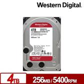 WD RED 紅標 4TB 3.5吋 SATA NAS 硬碟 WD40EFAX