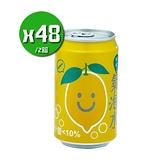 【南紡購物中心】【台糖】檸檬風味氣泡水x2箱(24瓶/箱)