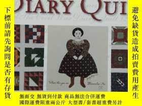 二手書博民逛書店The罕見Civil War Diary Quilt: 121