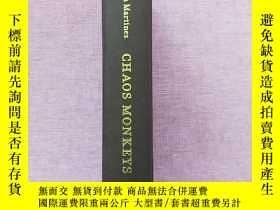 二手書博民逛書店CHAOS罕見MONKEYSY234608 HARPER 出版2
