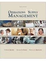 二手書博民逛書店 《Operations and supply management : the core》 R2Y ISBN:0071261885│Jacobs