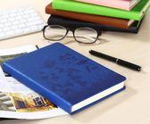 記事本筆記本子手賬創意小清新簡約日記本a5便宜文具用品大學生手帳本商務