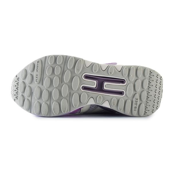 Moonstar月星童鞋 女童機能鞋 CARROT HI系列 十大機能 矯正 足弓鞋墊 寬楦 跑步鞋 運動鞋 K9612#紫色