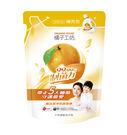 橘子工坊天然濃縮洗衣精補充包 制菌配方1...
