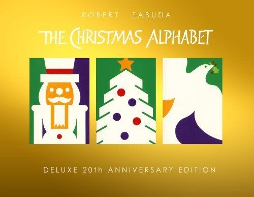 Christmas Alphabet-20th Anniversary 經典聖誕 立體書