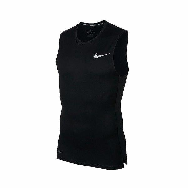 NIKE NP TOP SL TIGHT 黑 男 健身 訓練 慢跑 運動 無袖 背心 BV5601010