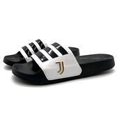 《7+1童鞋》ADIDAS FW7075 ADILETTE 輕量 防水 止滑 運動拖鞋 7418 白色