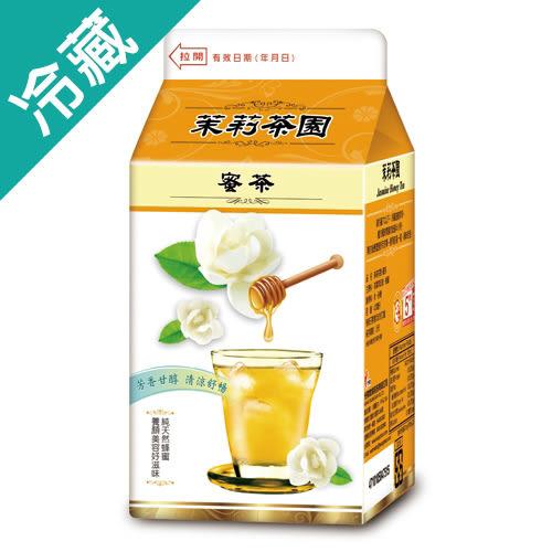 光泉茉莉茶園蜜茶TR400ml【愛買冷藏】