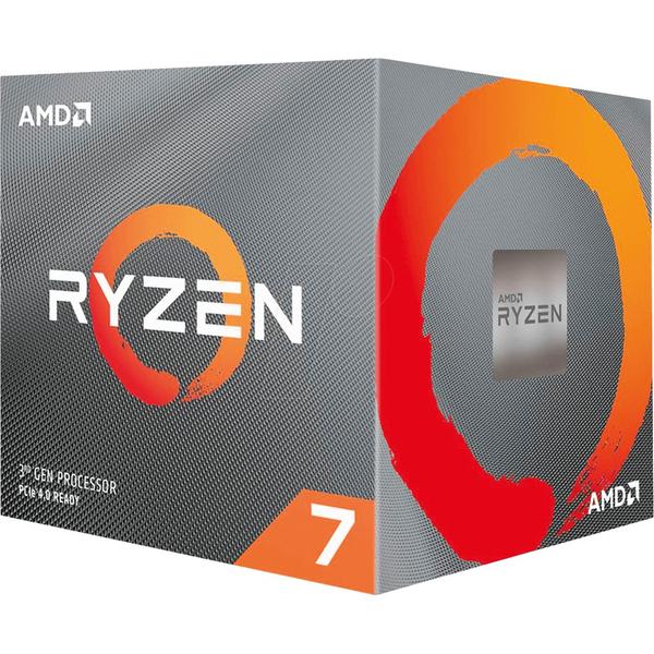 【免運費】AMD Ryzen 7-3700X 3.6GHz 八核心處理器 R7-3700X (內含風扇)