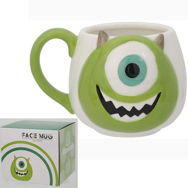 【震撼精品百貨】迪士尼 DISNEY 怪獸大學 怪獸電力公司 造型陶瓷馬克杯(350ML)#25092
