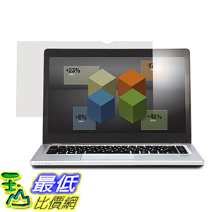 [美國直購] 3M AG15.6W9 Anti-Glare Filter 螢幕防眩光片(非防窺片) for Widescreen Laptop 15.6吋 345 mm x 194 mm