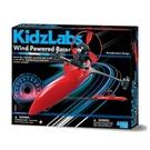 【4M】03437 趣味科學-風力賽車 Wind Powered Racer