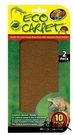 ZOO-MED 美國【爬蟲籠內用地毯 2入 (30x61cm)】草皮 鬆獅 陸龜 角蛙 底材 魚事職人