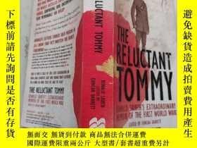 二手書博民逛書店THE罕見RELUCTANT TOMMY(書名以圖片為準)Y282375
