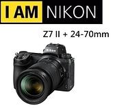 名揚數位 Nikon Z7 II 24-70mm f4 國祥公司貨 (分期0利率) 登錄贈3K郵政禮卷05/31止